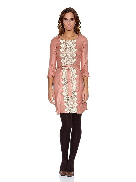 e95695c00e Kahyra Vestido Rosa Palo XL