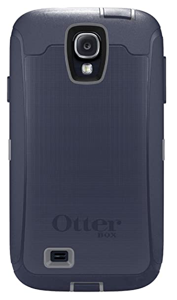 best deals on d1851 a68b3 OtterBox Defender Series Case and Holster for Samsung Galaxy S4 - Retail  Packaging (MARINE)