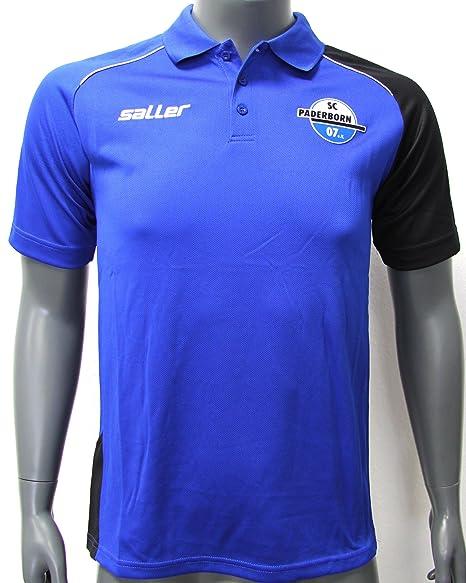 Polo SCP 07 14/15, azul y negro: Amazon.es: Deportes y aire libre