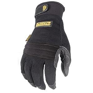 DeWalt DPG250 Medium Vibration Reducing Premium Padded Glove, Medium