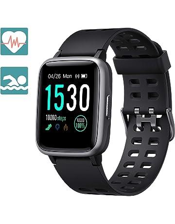 5e448bcb84d8 Smartwatch en Amazon.es | Más de 3.000 Relojes Smartwatch Inteligentes