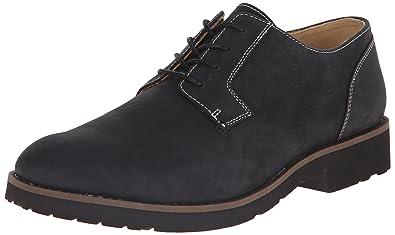 Authentic Store Mens Sebago Rutland Lace Up Shoe Black Nubuck Mens Black Nubuck Sebago Mens Sebago