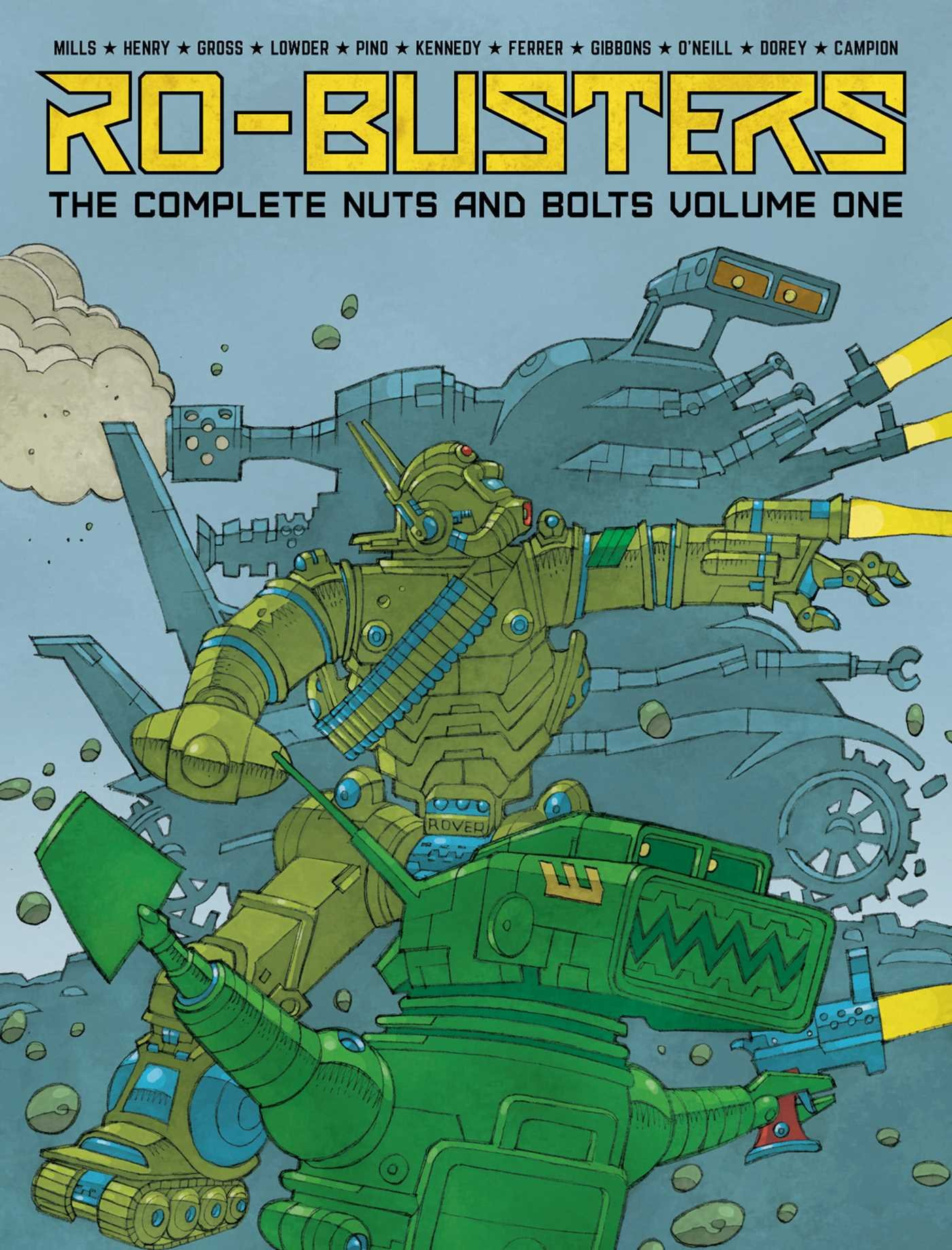 Download The Ro-Busters the Complete Nuts and Bolts pdf