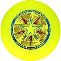 "Discraft 802001-106 USSY 175 g""Discraft Ultrastar"" Frizbi (Sarı)"