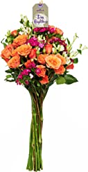 Hallmark Flowers Charming Bouquet (29-Stems), No Vase