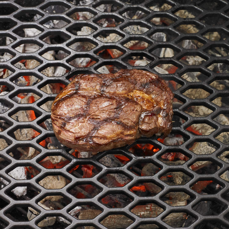 Rosle 25028 BBQ Cast pan 50 cm RS: Amazon.co.uk: Garden & Outdoors