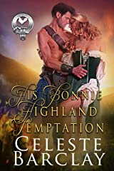 His Bonnie Highland Temptation (The Clan Sinclair Book 2) Kindle Edition