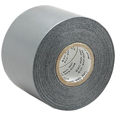 Tarp Tape TS-108 3-Inch Tarp Tape, Silver
