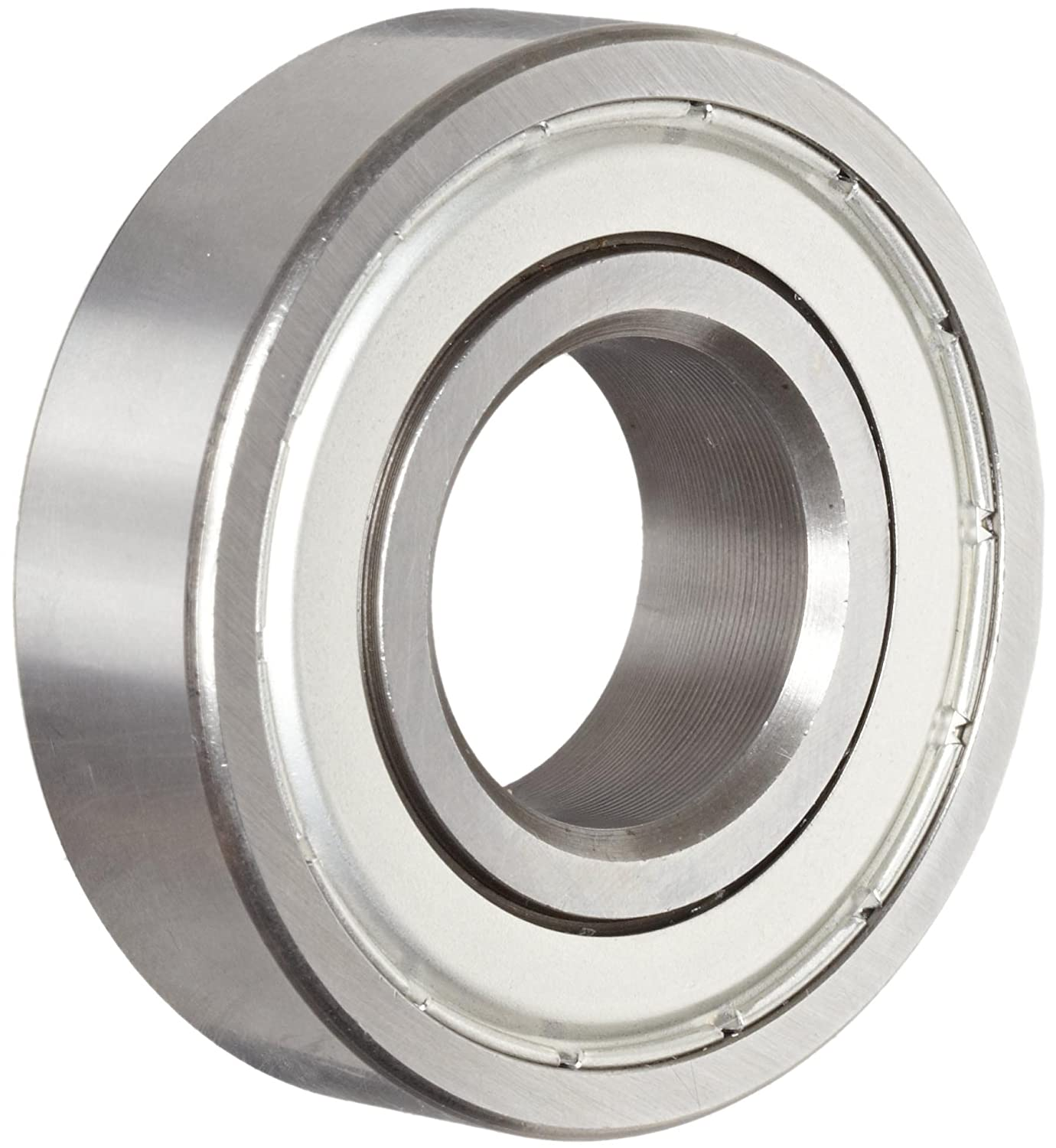 52100 Bearing Quality Steel Nice Ball Bearing 3040DS Double Shielded 0.8750 Bore x 2.0000 OD x 0.5625 Width 0.8750 Bore x 2.0000 OD x 0.5625 Width RBC Bearings