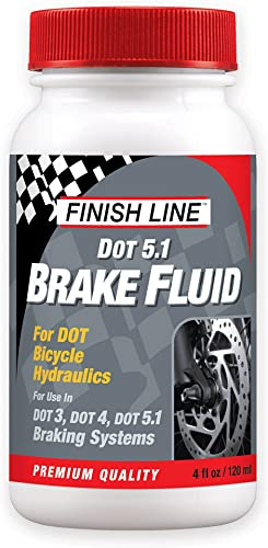 Finish Line High-Performance DOT 5.1 Brake Fluid