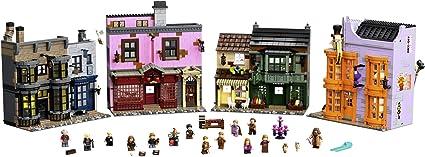Lego Harry Potter Diagon Alley 75978 Toys Games
