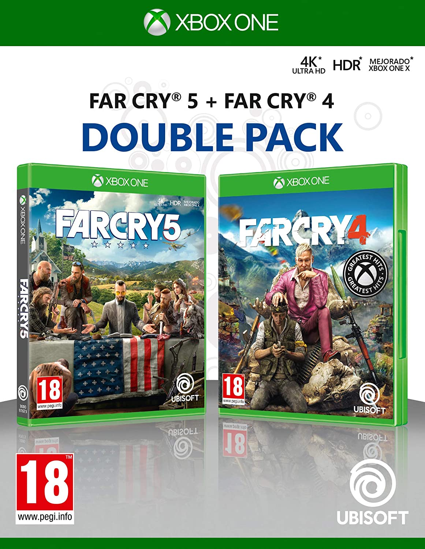 Double Pack: Far Cry 4 + Far Cry 5: Amazon.es: Videojuegos