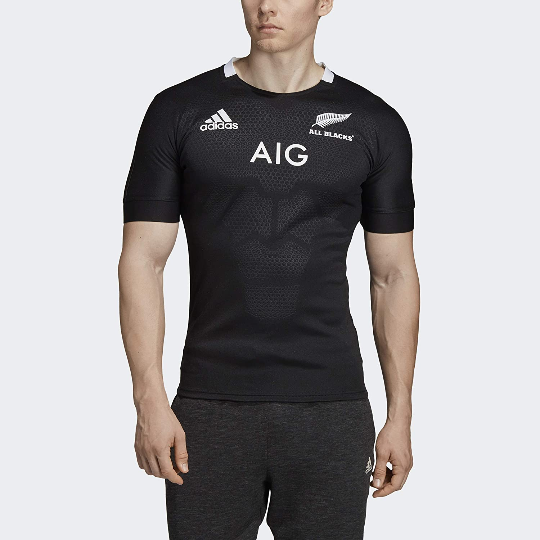 adidas Men's All Blacks Home Jersey