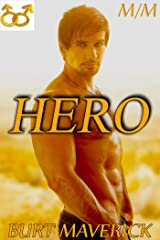 HERO: A First Time Gay Romance Kindle Edition