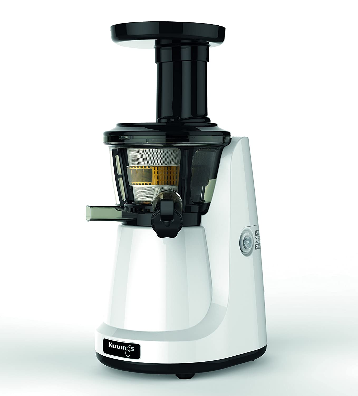 Kuvings NS Silent Juicer 321-Licuadora, Color Blanco: Amazon.es: Hogar