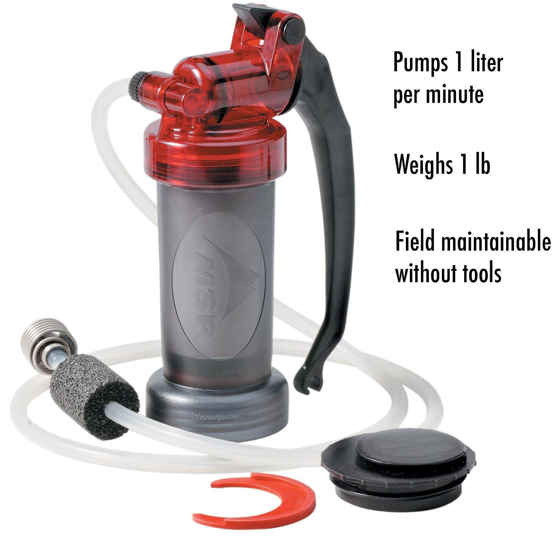2. MSR MiniWorks EX Microfilter Water Filter