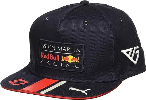 Red Bull Racing Aston Martin Pierre Gasly Flatbrim Cap 2019 Gorra ...