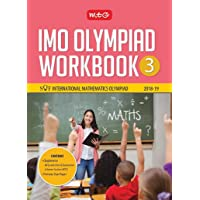 International Mathematics Olympiad Work Book (IMO) - Class 3 for 2018-19