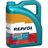 Repsol RP135U55 Aceite de Motor para Coche, Multicolor