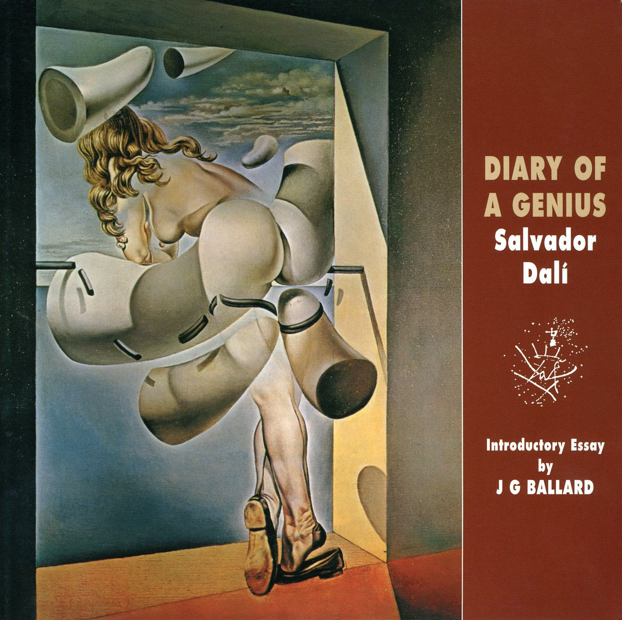 diary of a genius solar art directives salvador dal atilde shy j g diary of a genius solar art directives salvador dalatildeshy j g ballard 9780971457836 com books