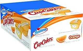 product image for Hostess Cupcakes, Orange, 3.38 Ounce, 6 Count