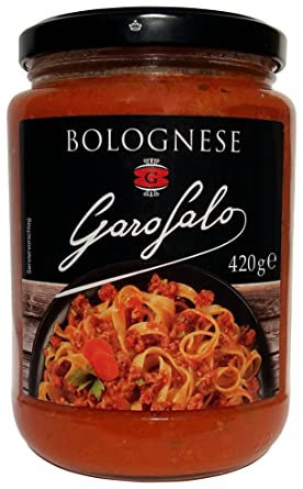 Garofalo Salsa Bolognesa - 420 gr