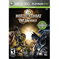 Mortal Kombat vs. DC Universe, Xbox 360