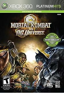 Amazon Com Mortal Kombat Komplete Edition Xbox 360 Whv Games