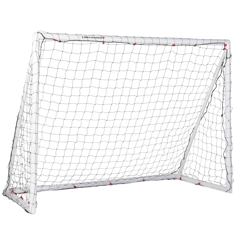 Ultrasport sistema de encaje Porter/ía de f/útbol de pl/ástico resistente a la intemperie 240 x 180 x 120 cm
