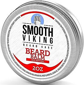 Smooth Viking Beard Wax