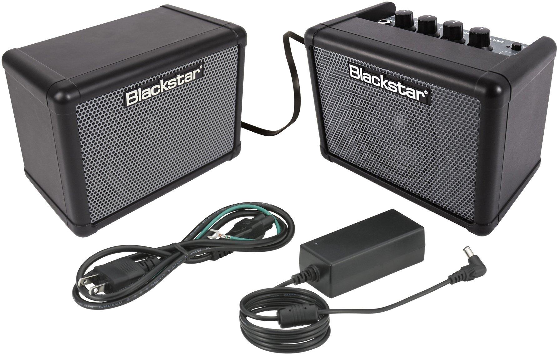 Blackstar Fly 3 Bass Pak Stereo Pack (FLY3BASSPAK) by Blackstar