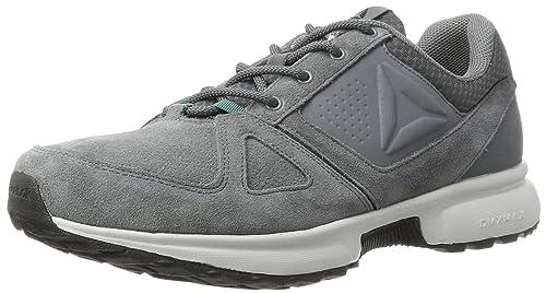 Reebok Sporterra 7.0, Chaussures De Sport Pour Les Hommes, Gris (alliage / Lavé Jade / Gris / Noir Crâne), 40 Eu