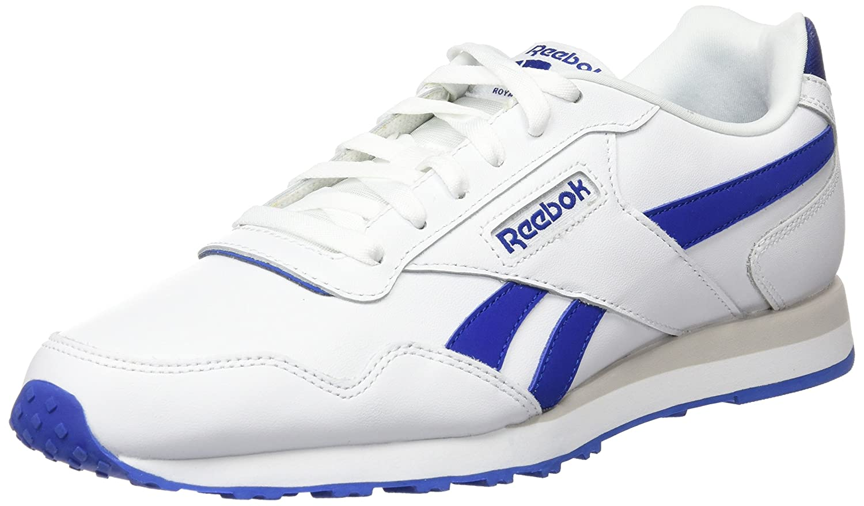 Vit (Vit  Collegiate Royal  Steel) Reebok herrar Royal Royal Royal Glide Lx Trainers  spara 35% - 70% rabatt
