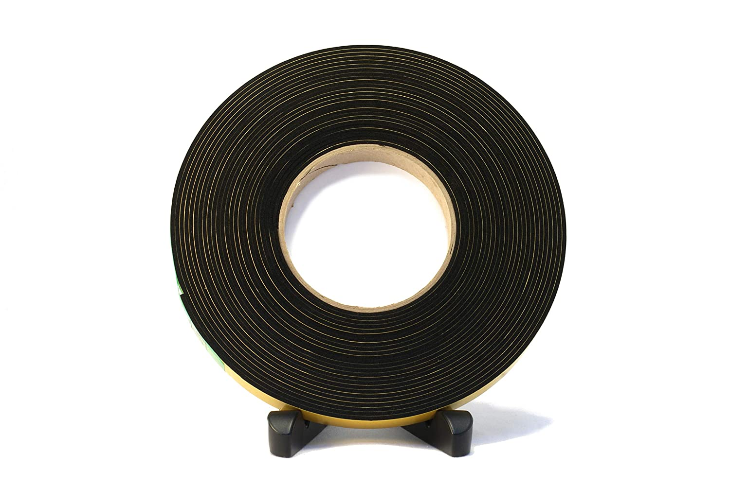 Neoprene Rubber self adhesive strip 5 8 wide x 5 64 thick x 33 feet long