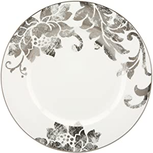 Lenox Silver Applique Dinner Plate