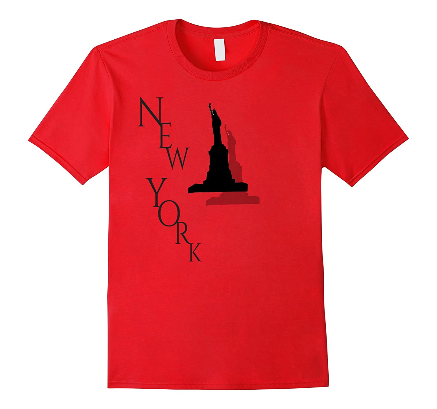 NYC New York City T Shirt Statue Of Liberty ANZ