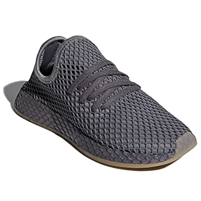 57a3c83c84980 adidas Kids Unisex Originals DEERUPT Runner Shoes (DA9609) (3.5 Big Kids US)
