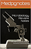 Microbiology Review Notes: For Post Graduate Medical Entrance Examinations