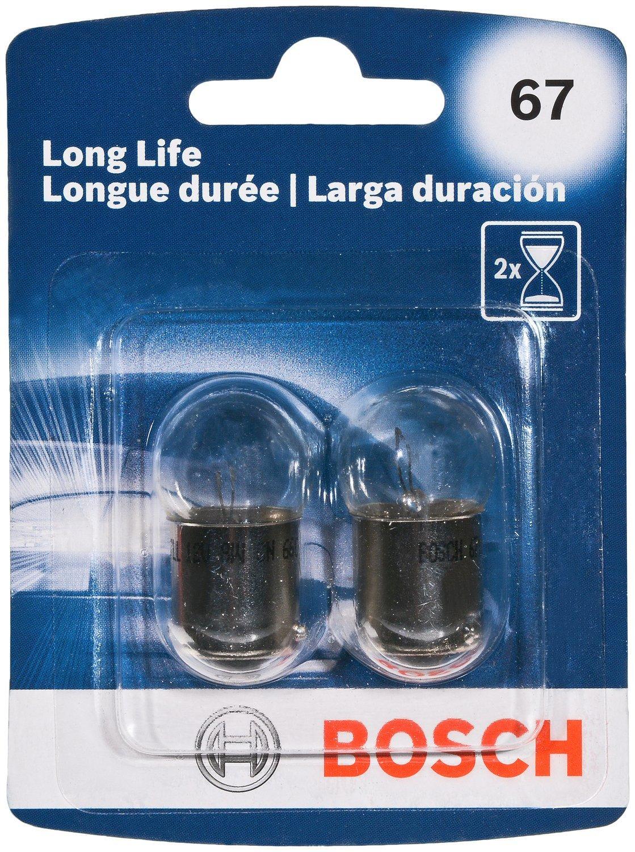 2 Pack Bosch Automotive 4114LL 4114 Light Bulb