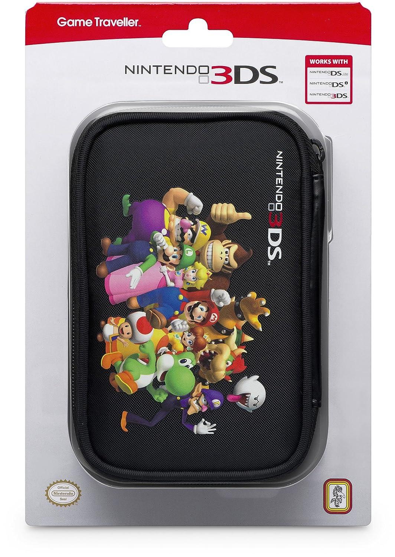 game traveller - Estuche para Nintendo 3DS/ DS Lite/ DSi ...