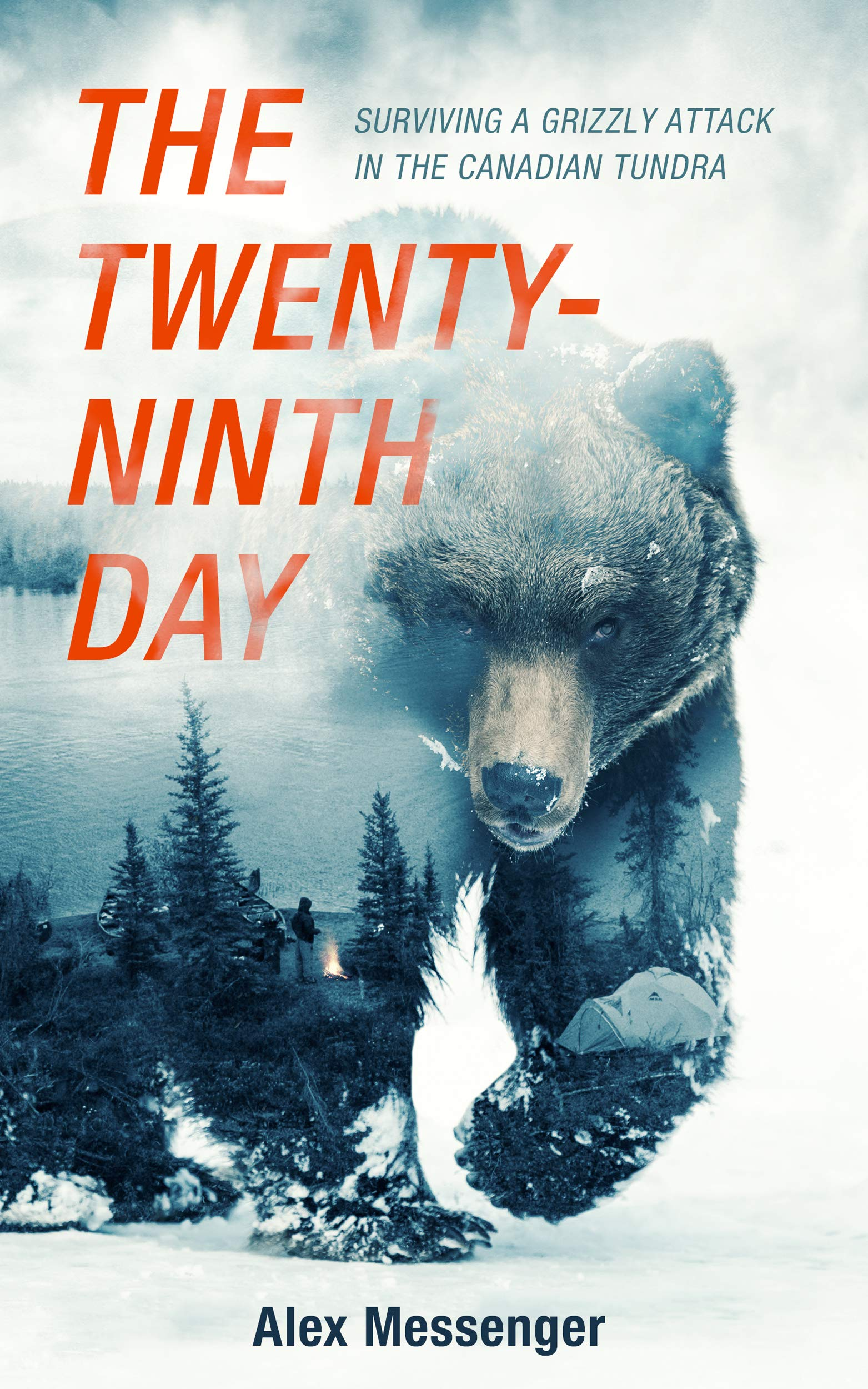 The Twenty-ninth Day: Surviving a Grizzly Attack in the Canadian Tundra by Blackstone Publishing