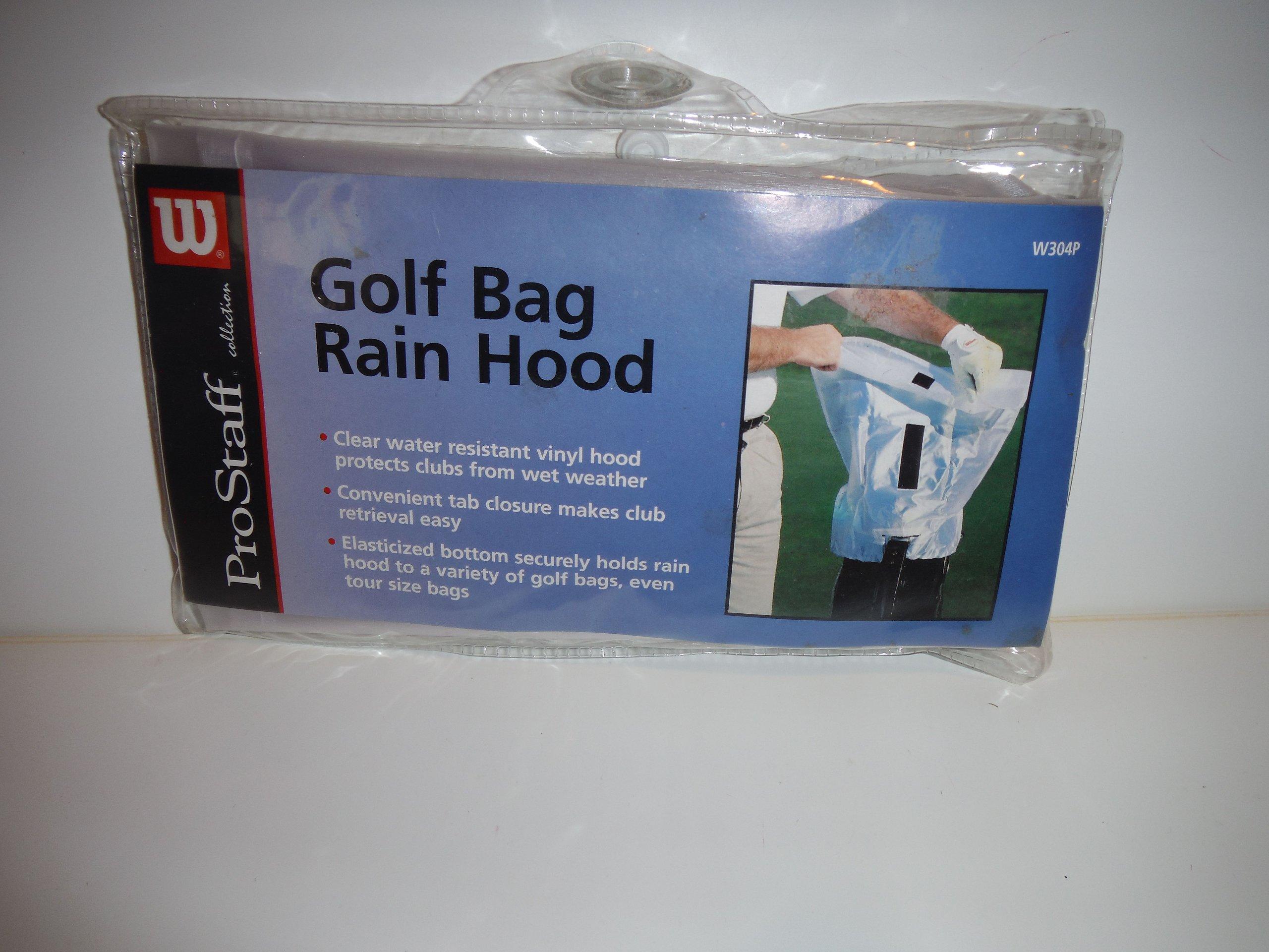 Golf Bag Rain Hood