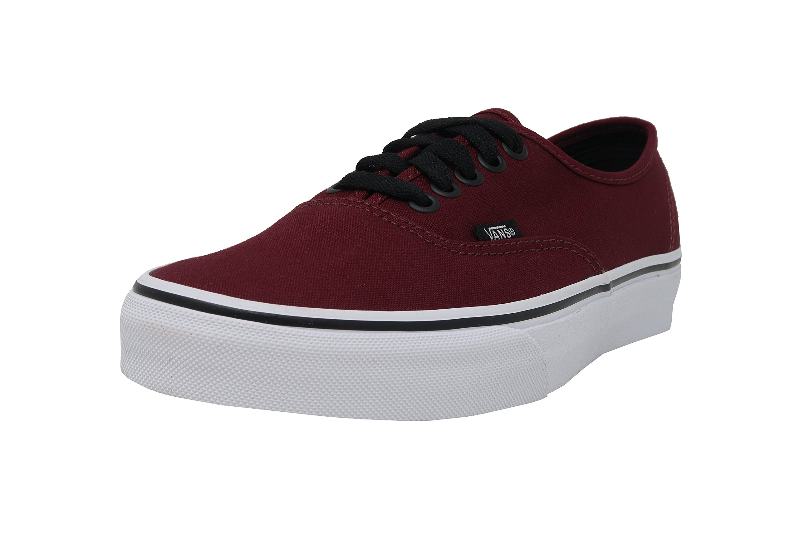6569a4218ed611 Galleon - Vans Unisex Authentic Solid Canvas Skateboard Sneakers (12 D(M)  US