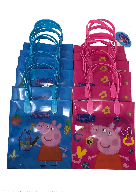 Amazon.com: Peppa Pig bolso de mano con golosinas, estupendo ...