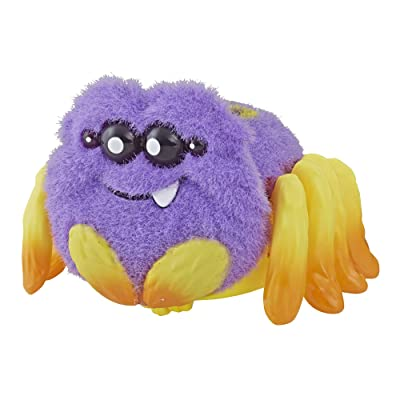 Yellies! Harry Scoots; Voice-Activated Spider Pet; Ages 5 and up: Toys & Games