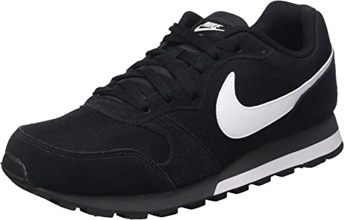 triángulo ¿Cómo prestar  Nike Men's Md Runner 2 Sneakers: Amazon.co.uk: Shoes & Bags