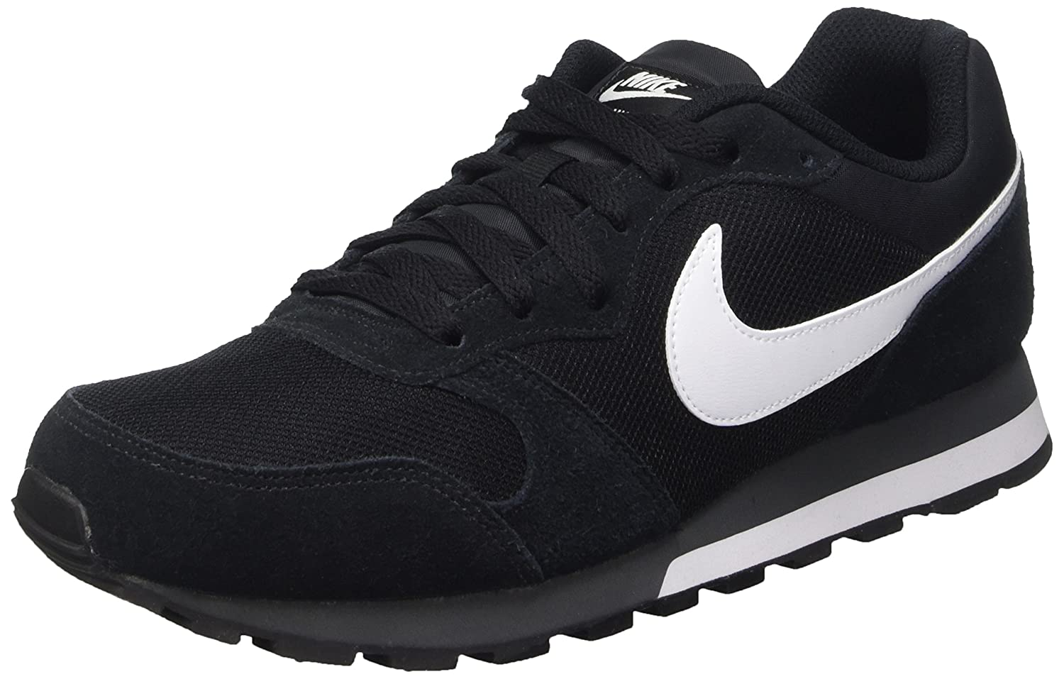 best sneakers d2a9a deca9 Amazon.com  Nike Womens Md Runner 2 Low-Top Sneakers  Road R