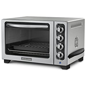 KitchenAid KCO223CU 12-Inch Convection Countertop Oven