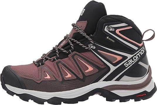Chaussures Randonnée Trekking Haute Femme Salomon X ultra 3