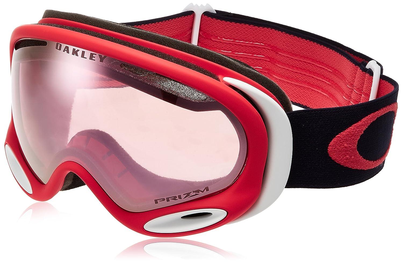 e8c44f6ecd Amazon.com   Oakley A-Frame 2.0 Asian Fit Snow Goggles